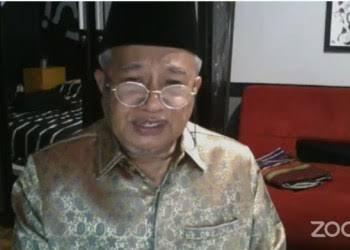 Waketum MUI Anjurkan Umat Nonton Film G30S/PKI