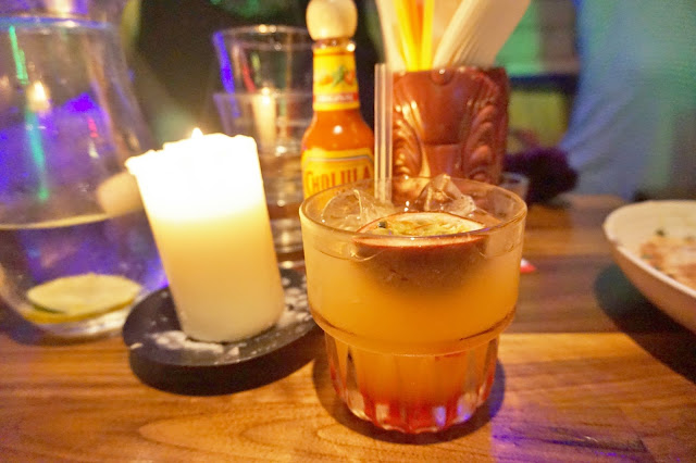 passionfruit cocktail