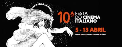 Festa do Cinema Italiano Arranca Amanhã em Lisboa, Porto, Coimbra, Almada e Setúbal