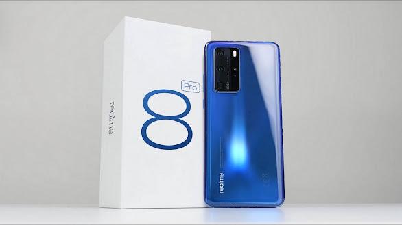 Realme 8 Pro .. هاتف ريلمي الجديد إليك المواصفات والسعر