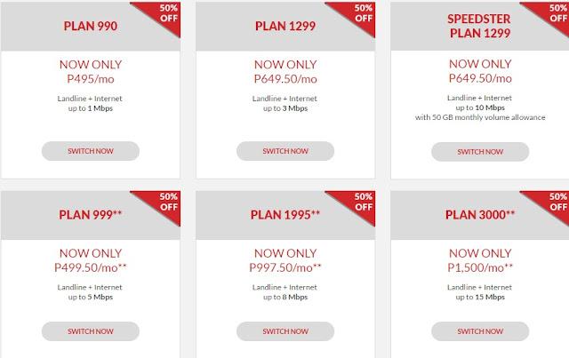 Pldt internet business plan