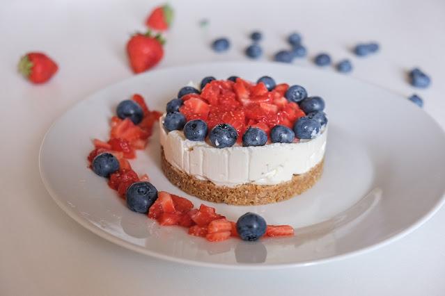 Ricetta cheesecake con la stevia