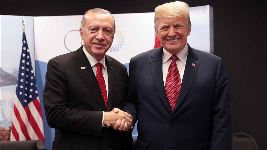 تارودانت24/ أردوغان يلتقي ترامب على هامش قمة العشرين