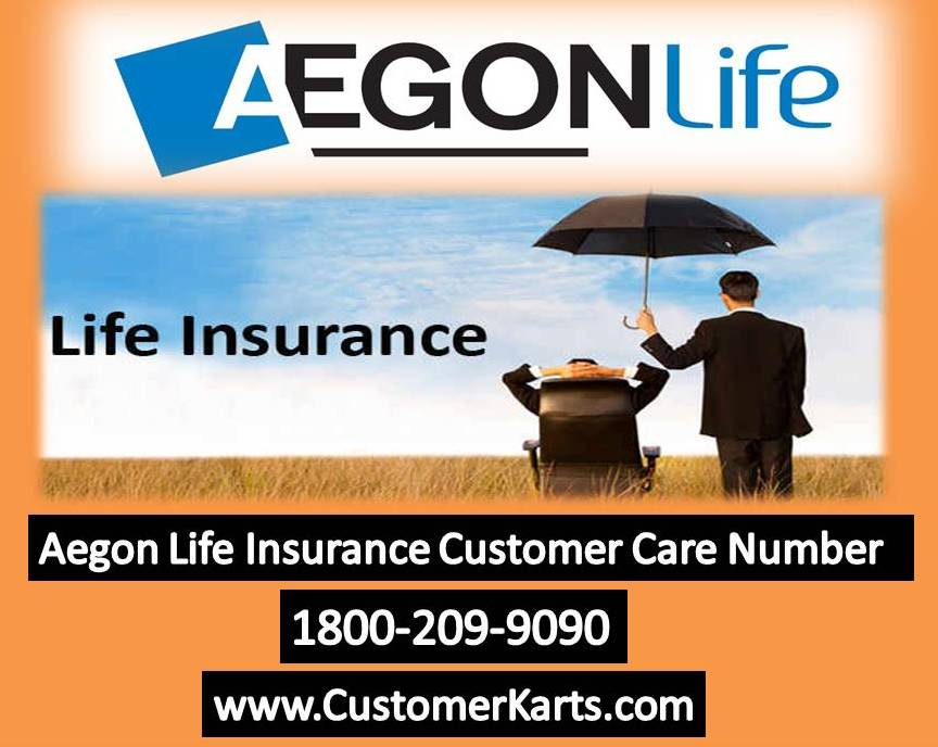 Check Aegon Life Insurance Customer Care Number   Chat