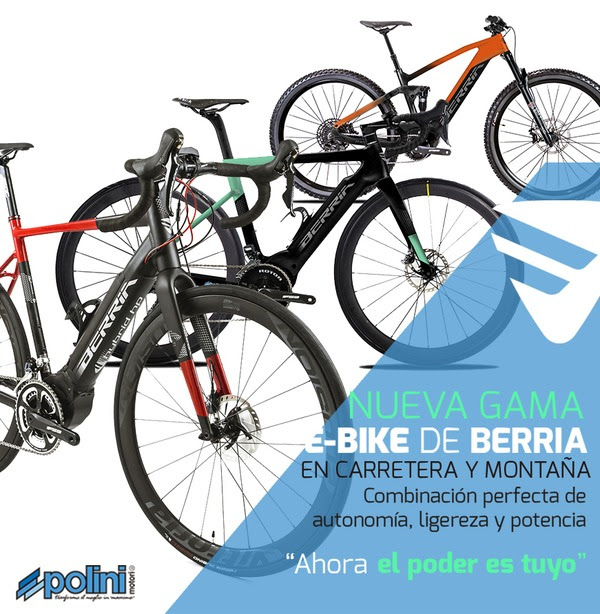 e-bike 2020-21 de Berria Bike