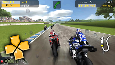 Game SBK 09 Superbike World Championship PPSSPP ISO Free Download Full Version