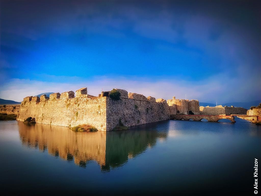 Крепость Риона
