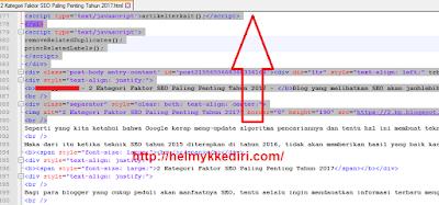 Cara Copy Artikel Blog Yang Tidak Bisa Dicopy 2