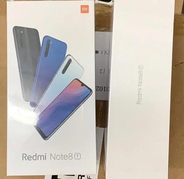 Redmi Note 8T hadir dengan tambahan fitur NFC