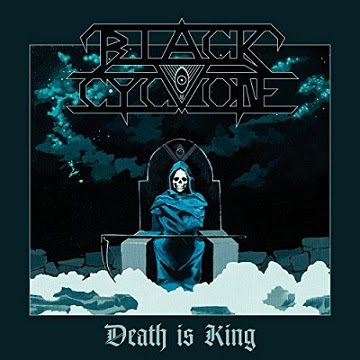 "Ο δίσκος των Black Cyclone ""Death Is King"""