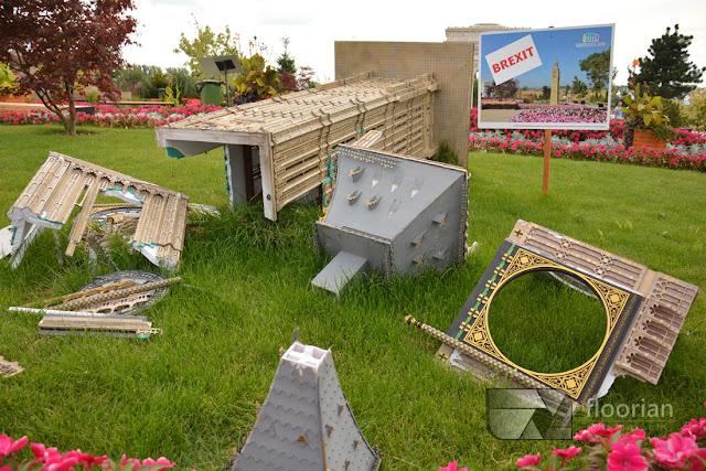 Big Benw Parku miniatur MiniEUROLAND w Kłodzku - top atrakcja turystyczna Ziemii Kłodzkiej