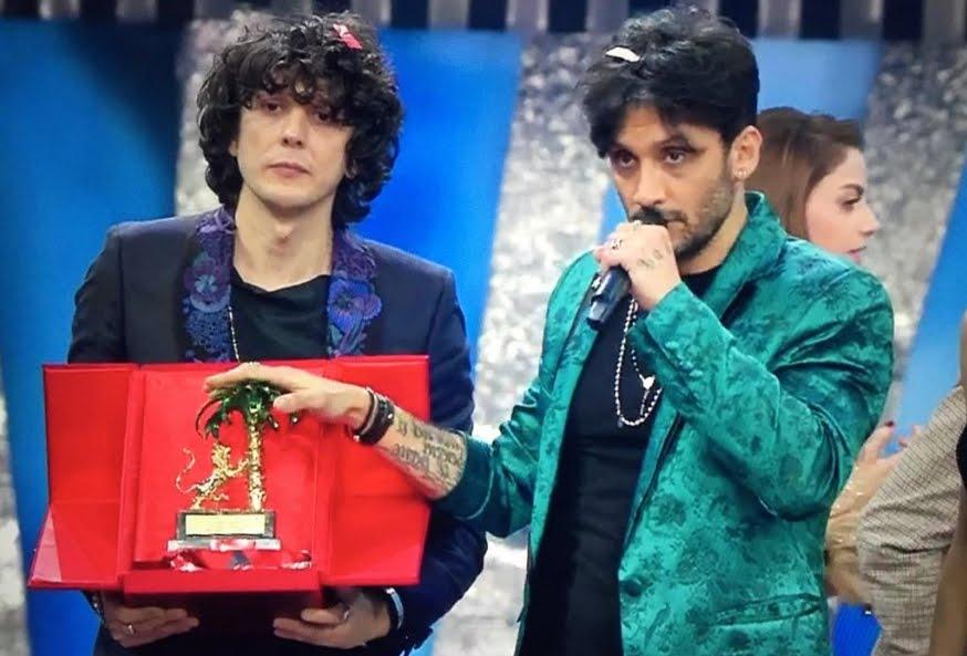 Ermal Meta e Fabrizio Moro vincon il Festival di Sanremo 2018