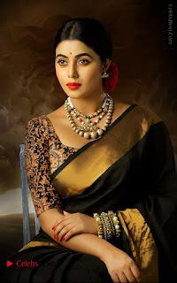 Actress Poorna Latest PoShoot Gallery  0001.JPG