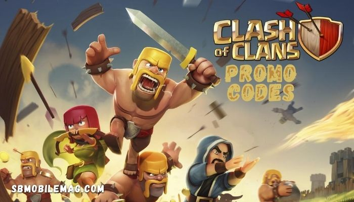 Clash of Clans Promo Codes, Clash of Clans Redeem Codes