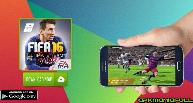 download fifa16 for android
