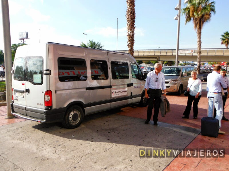 Hotel Frontair Congress 4* (Barcelona). Shuttle