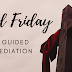 Good Friday: A guided mediation
