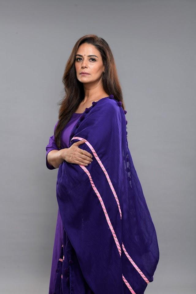 Mona Singh to slay the no-makeup look in &TV's Mauka-E-Vardaat!