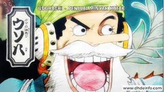 One Piece Episode 892 : Ussop Wano