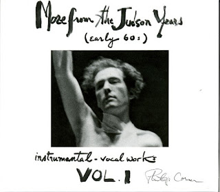 Philip Corner, More from the Judson Years (Early 60s) Instrumental-Vocal Works Vol. 1