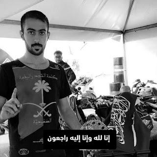 وفاة الدراج السعودي رياض الشمري في حادث خلال رالي الشرقية الدولي