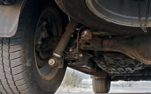 8 Komponen Suspensi Belakang Mobil dan Fungsinya