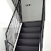 Staircase Makeover! We Painted Our Stairs Black!