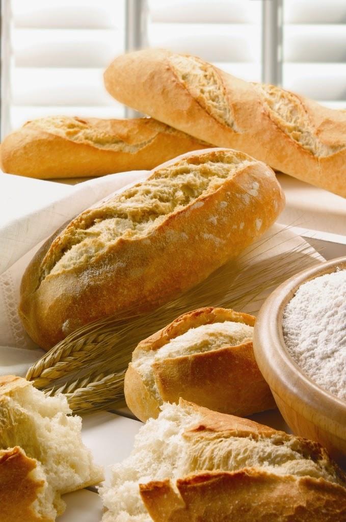 El pan, la energía de los deportistas