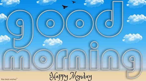 good morning friends wishing you an amazing happy monday