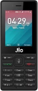 Review Jio phone 1
