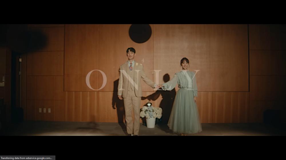 Lee Hi Releases MV Teaser 'ONLY' Starring Lee Je Hoon and Won Jin Ah