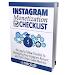 Instagram Monetization Checklist to Make Your First $1,000 by JBROWN