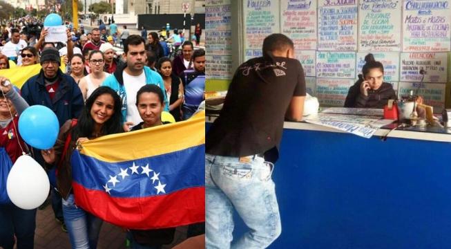 Usuario asegura que en agencia de empleos prefieren a venezolanos que a peruanos|FOTO