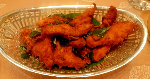 Masala Coated Fish