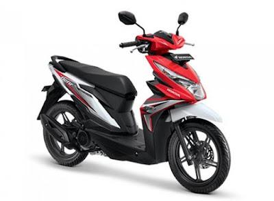 Berikut Ulasan Tentang Varian Motor Honda Beat Beserta Spesifikasinya