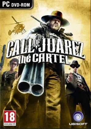 Call of Juarez The Cartel PC [Full] [Español] [MEGA]