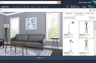 Rancang Furniture Anda dengan Virtual Amazon Showroom