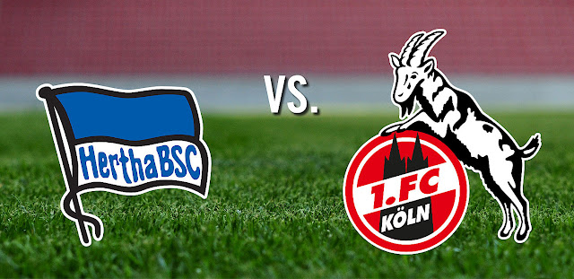 Hertha Berlin vs FC Cologne Full Match And Highlights