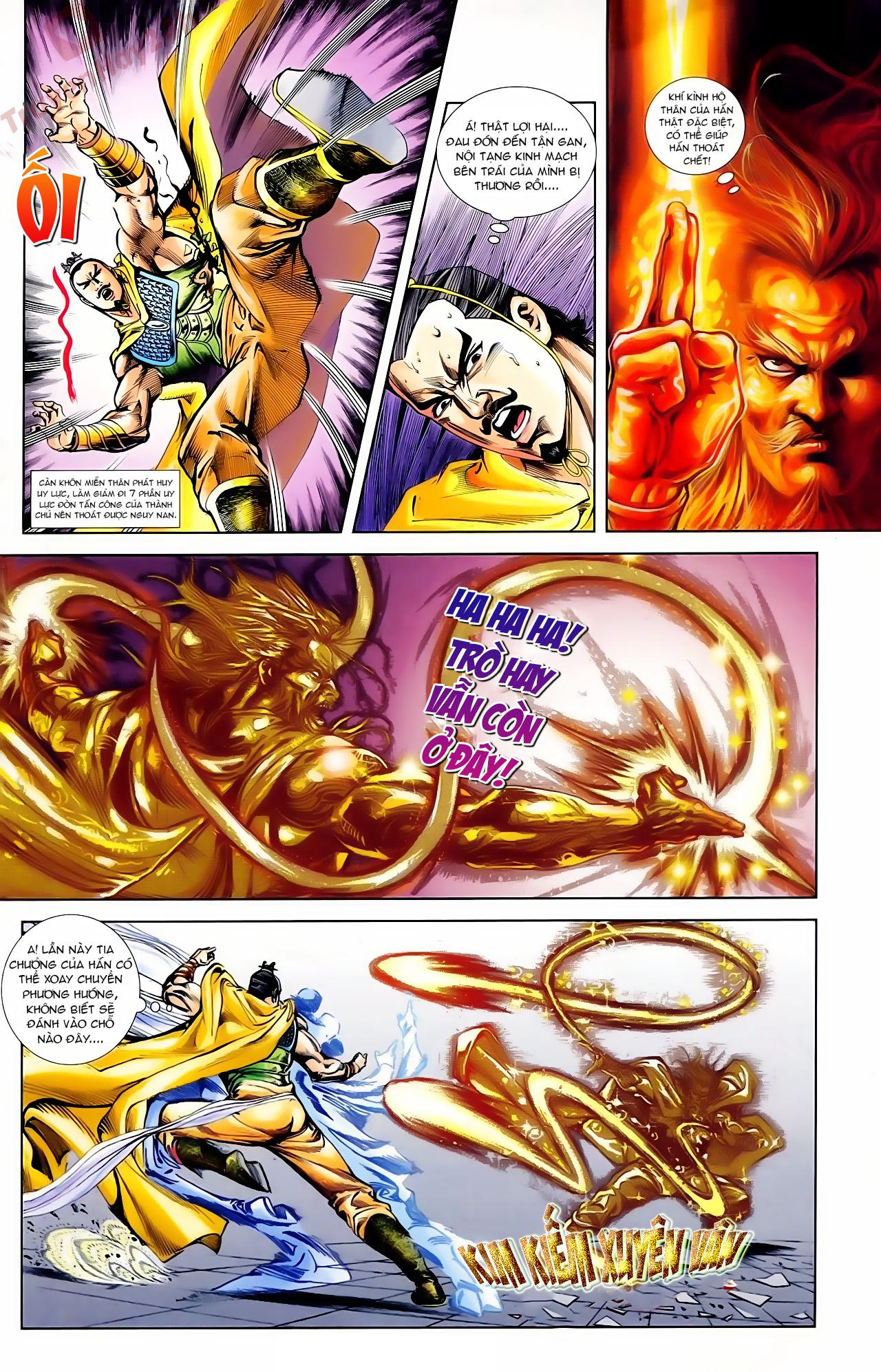 Cơ Phát Khai Chu Bản chapter 62 trang 9