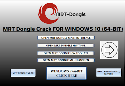 MRT Dongle V3.19 Final Free Tools [No Need Keygen - ALL Windows Support]