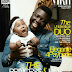 Seyi Law & Daughter Cover August Edition Of MediaRoomHub Magazine