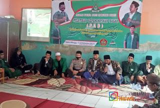 GP Ansor Surade Beri Pelatihan Kepemimpinan Dasar