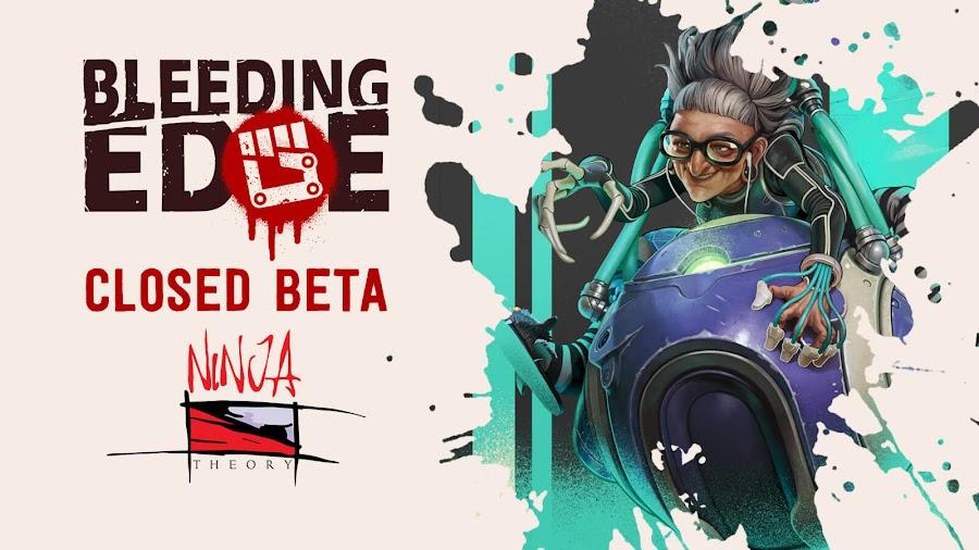bleeding edge closed beta release date february 2020 ninja theory xbox game studios 4v4 brawler game