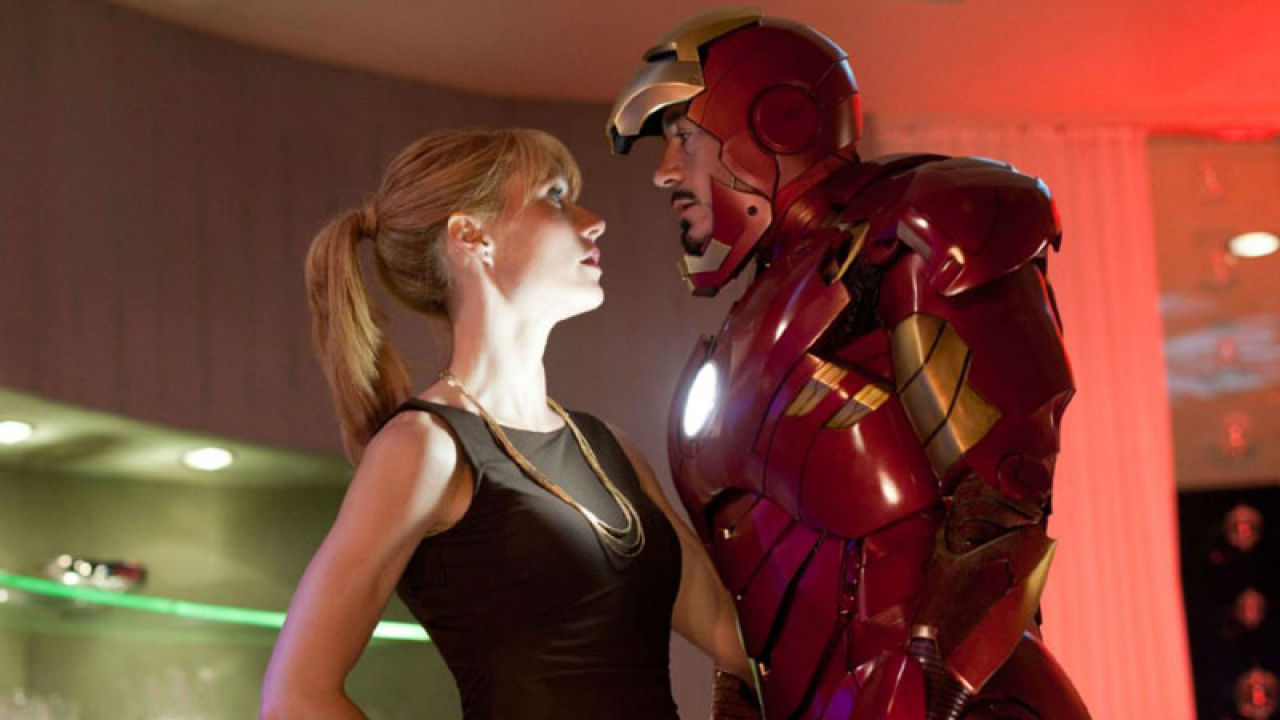 This was the deleted scene from Iron Man 2 showing the relationship of Tony Stark and Pepper Potts