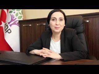 Figen Yüksekdağ Selahattin Demirtaş için gözaltı kararı: Siz misiniz Reis'i Başkan yaptırmayan!