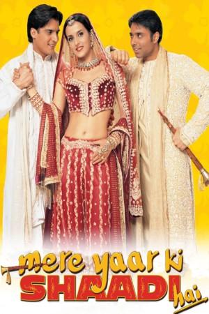 Download Mere Yaar Ki Shaadi Hai (2002) Hindi Movie 720p BluRay 1.5GB
