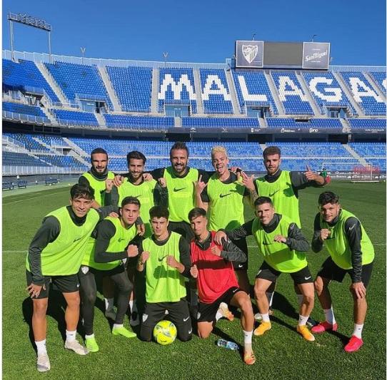 """Orlando Sá: """"Este 2020 me trajo a Málaga y siempre lo agradeceré"""""""