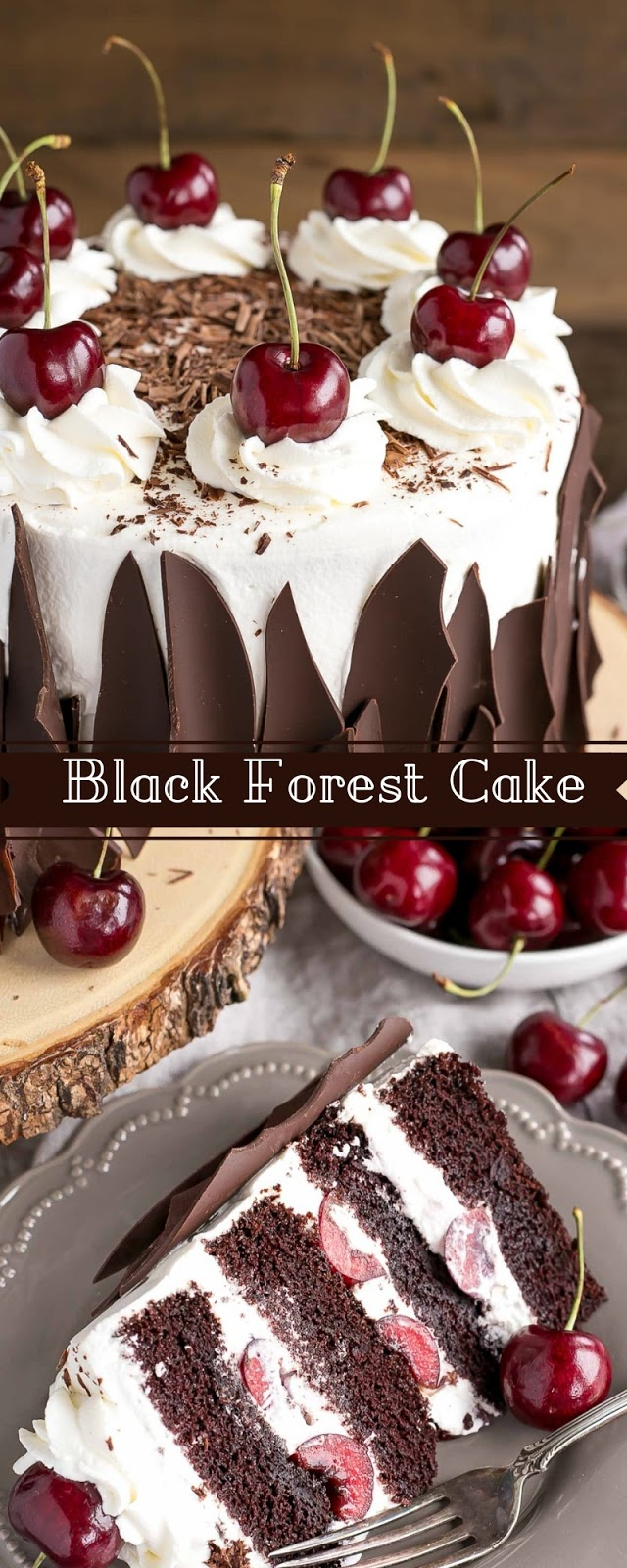 Black Forest Cake – Cookies Cooking Corner