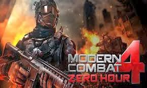 Download Game Android Modern Combat 4 Zero Hour