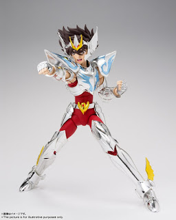 Pegasus Seiya Myth Cloth 15th Anniversary de Saint Seiya - Tamashii Nations